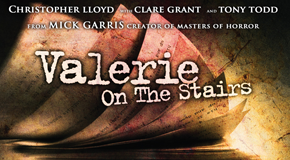 "Clare's new Showtime show ""Masters of Horror: Valerie on the Stairs"""