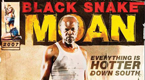 "Clare's new movie ""Black Snake Moan"""