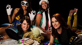 Team Unicorn: G33K & G4M3R Girls