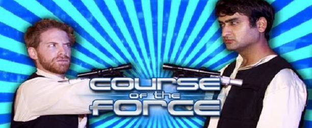 Clare, Seth Green, Kumail Nanjiani & Kyle Kinane for Star Wars: Course of the Force