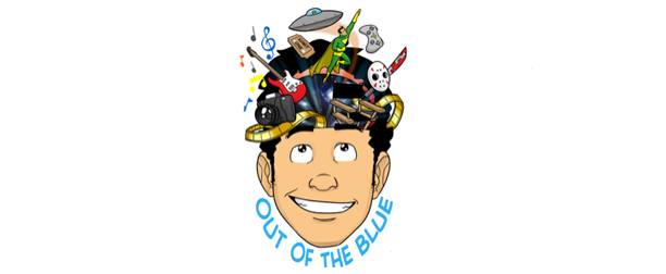 "Clare & Seth podcast on ""Out of the Blue"""