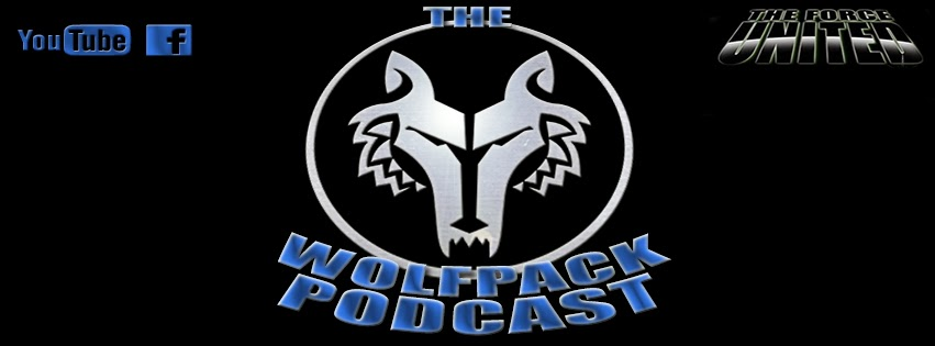 Clare talks Star Wars on the Wolf Pack Podcast