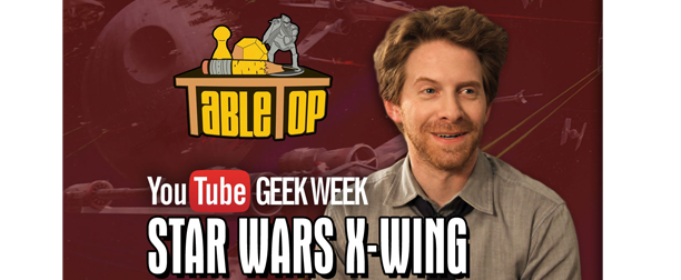Clare's episode of Tabletop!