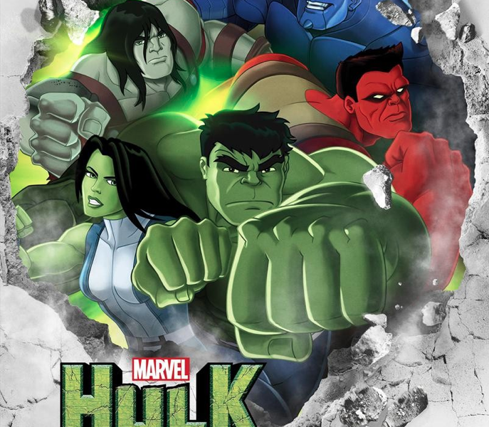 "New Episode of ""HULK & the Agents of S.M.A.S.H."""