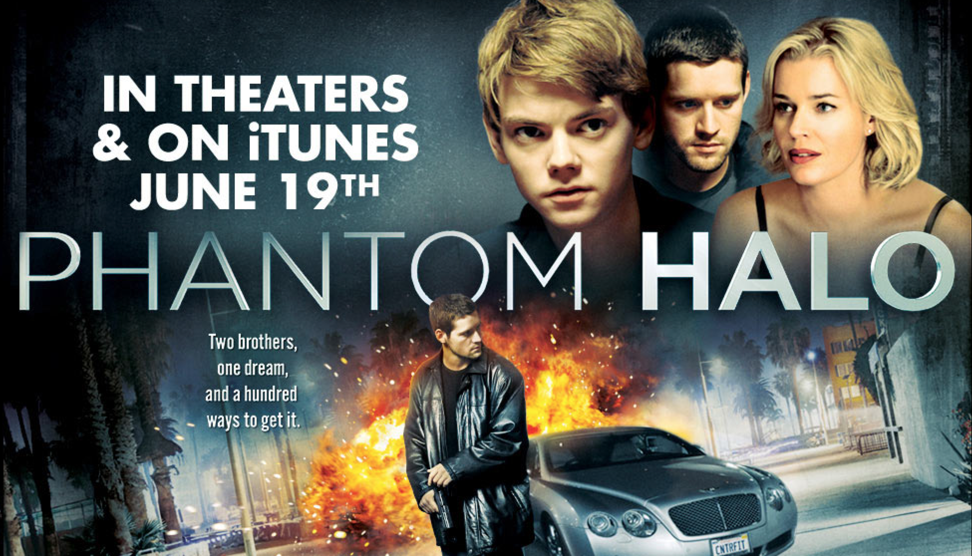 Phantom Halo (2014) HD