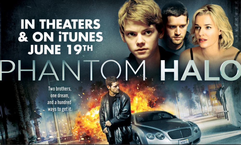 'Phantom Halo' on June 19th