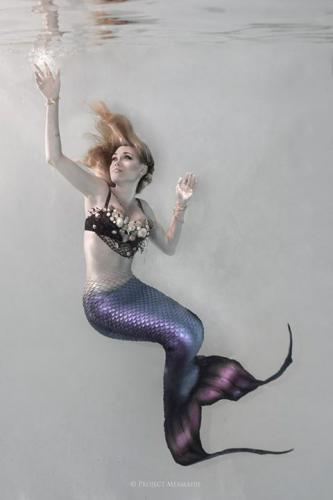 Clare Grant for The Mermaid Project