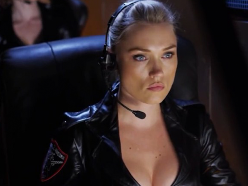 Clare Grant in Megashark-vs-Collosus